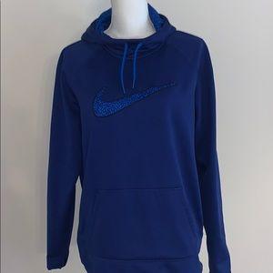 Nike Therma Fit Large Hooded Sweatshirt